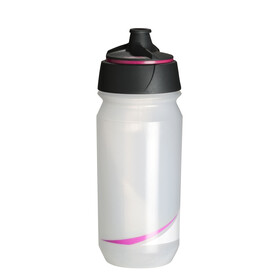 Tacx Shanti Twist Trinkflasche 500ml transparent/pink